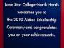 Aldine Scholarship Foundation 2010