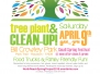 Tree Plant & Clean Up 2016