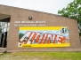 EAMD Mural Unveiling at High Meadows Library