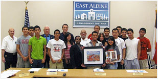 MacArthur Cross Country Team and East Aldine District Board of Directors