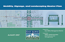 Mobility Signage and Landscaping Master Plan