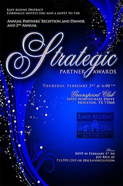 Strategic Partner Awards 2011 Invitation