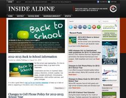 screenshot insidealdine.com