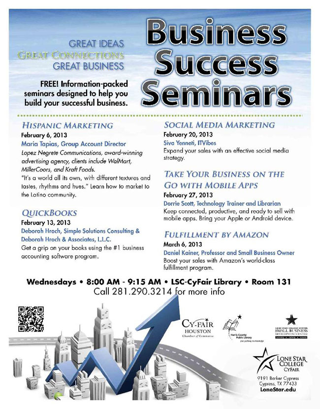 Business Success Seminars