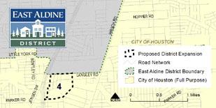 East Aldine District