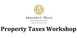 Protest Taxes Workshop