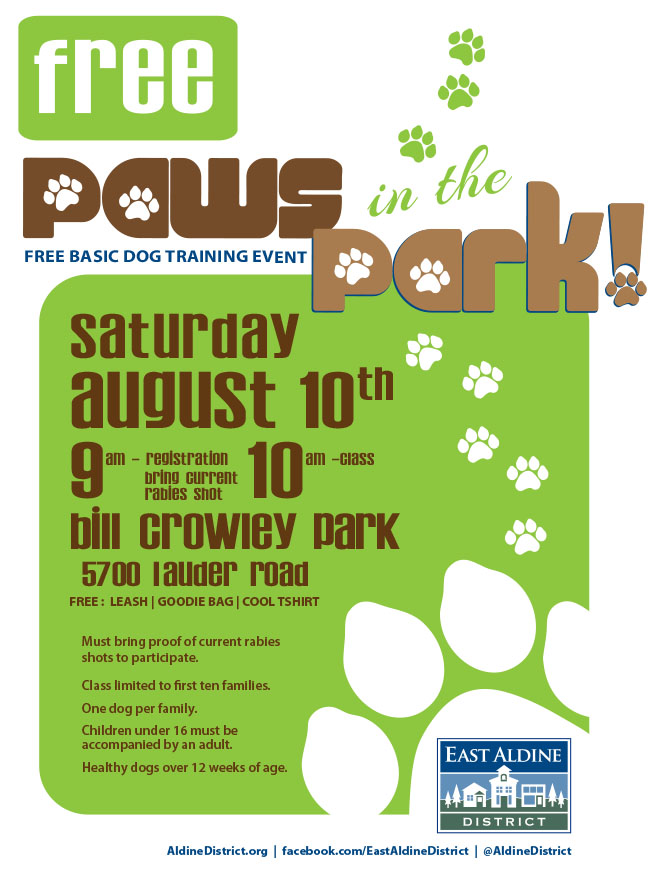 eamd paws in the park aug
