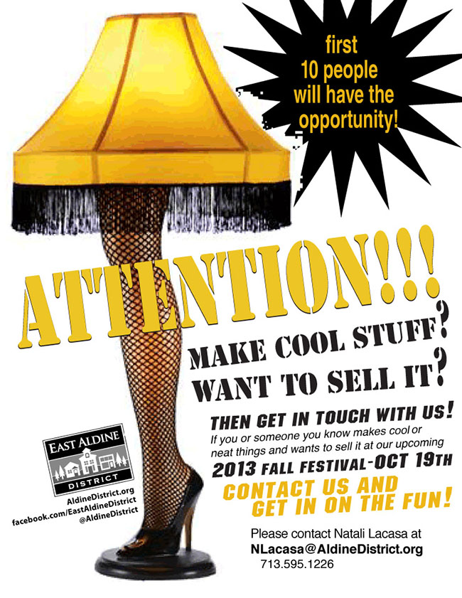 Make Cool Stuff Want To Sell It Fall Festival Oct
