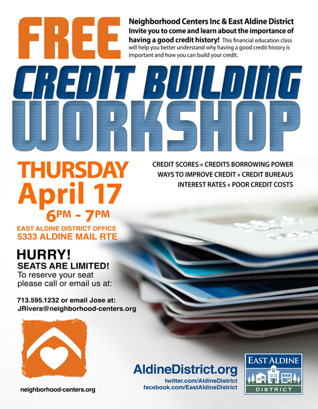 credit building workshop