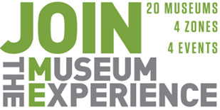 join the museum experience