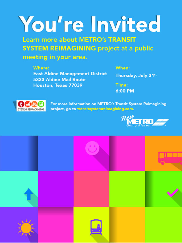 METRO Transit System Reimagining