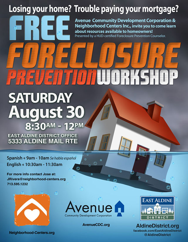2014 foreclosure workshop