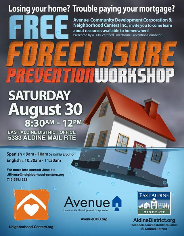 2014 foreclosure workshop