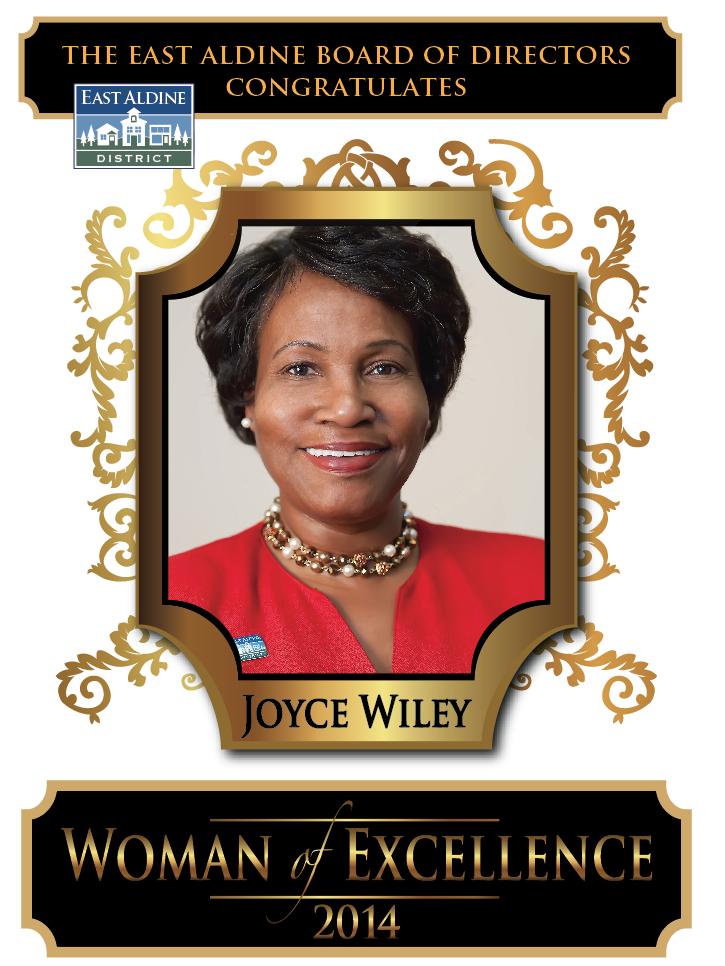 joyce wiley retirement