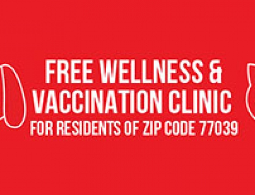 Free Wellness & Vaccination Clinic, July 30