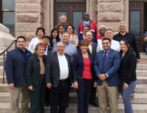 Pictures of the EAMD and Castlewood Civic Club visit to Austin