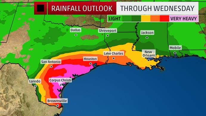 Hurricane Alert Update: Potentially Life-Threatening Storm
