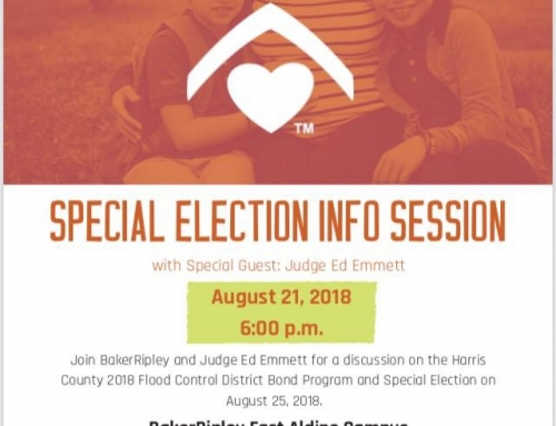 BakerRipley: Special Election Info Session, Aug. 21