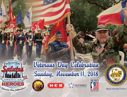 Veterans Day Parade Information for next week