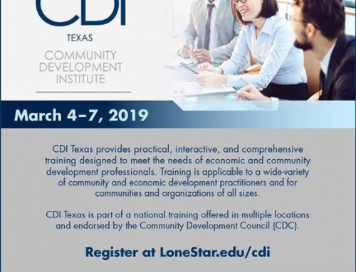 Register Today for CDI Texas 2019