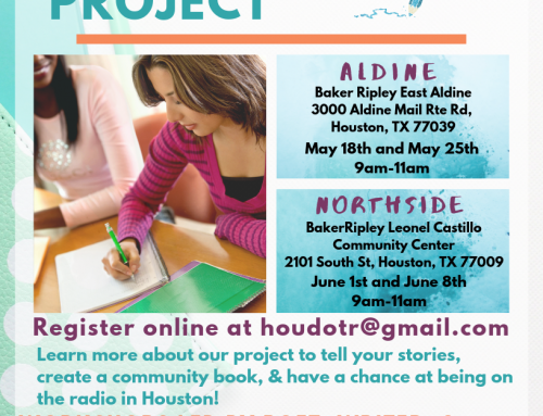 HTX Literary Project
