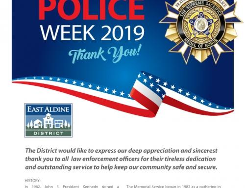 National Police Week 2019