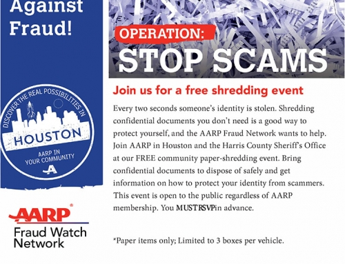 Harris County Sheriff's Office Shred Event, June 8