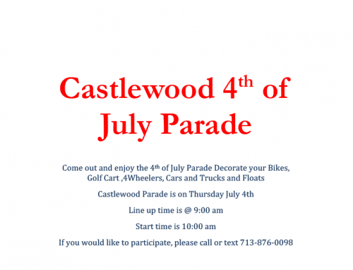 Castlewood 4th of July Parade