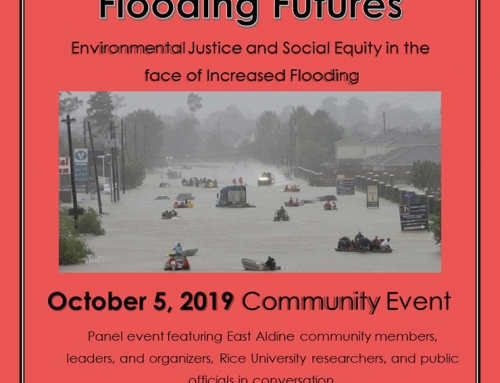 East Aldine Flooding Futures, Oct. 5