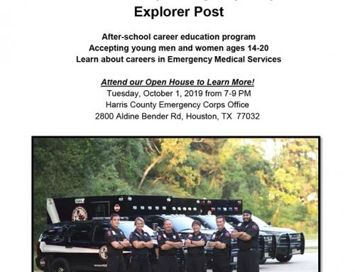 Harris County Emergency Corps Explorer Post