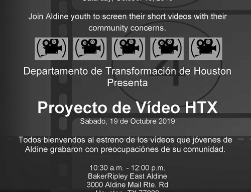 HTX Video Project, Oct. 19