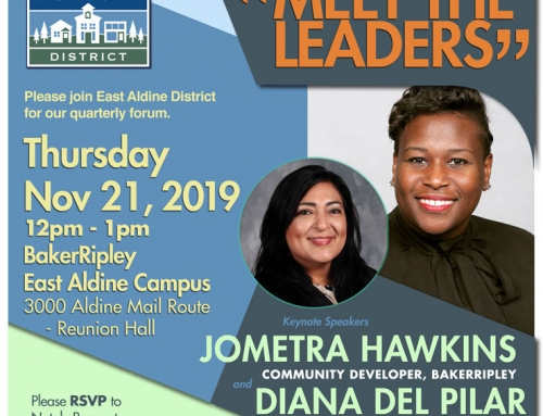 Civic Connections Community Forum: Meet the Leaders, Nov. 21