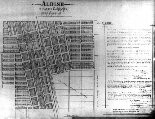 Aldine's Rich History in Cartographic Change