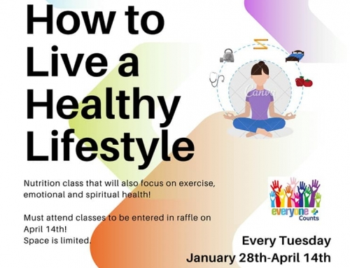 BakerRipley: How to Live a Healthy Lifestyle