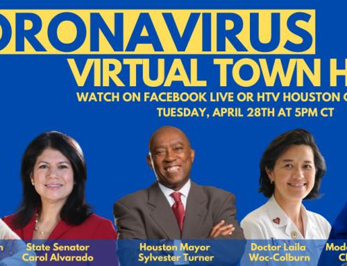 Coronavirus Virtual Town Hall Meeting