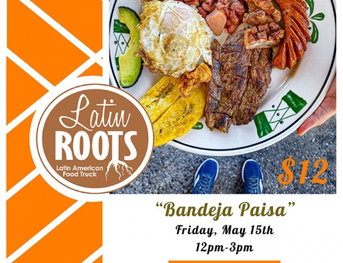 Eat Local: Latin Roots – Bandeja Paisa