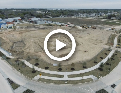 Video: East Aldine District Building Progress, May 2020