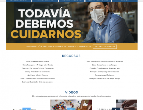 COVID safety video from Memorial Hermann SW