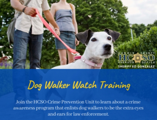 Dog Walker Watch Training, Aug. 11