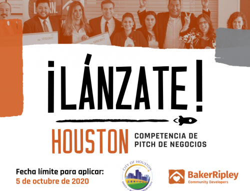 ¡Lánzate Houston! applications are open until Oct. 5th!