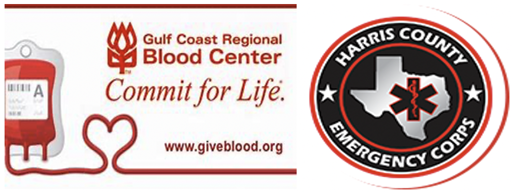 Harris County Emergency Corps Blood Drive, Nov. 13