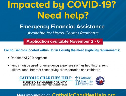 GET READY: New Harris Co. Relief Fund Application Opens Monday, Nov. 2