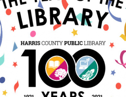 Celebrate 100 Years of Harris County Public Library