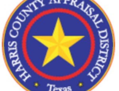 Harris County Appraisal District Reminds Property Owners of Disaster Exemption
