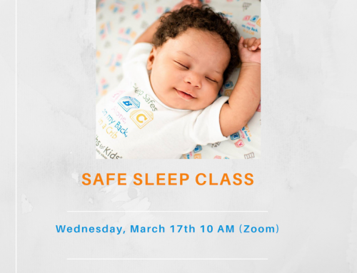 Texas Children's Hospital: Safe Sleep Class, March 17