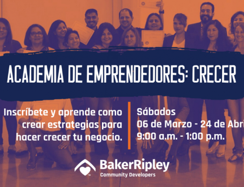 BakerRipley: Enrollment for Entrepreneur Academy classes are currently open