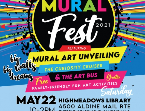 EAD's Mural Fest 2021, May 22