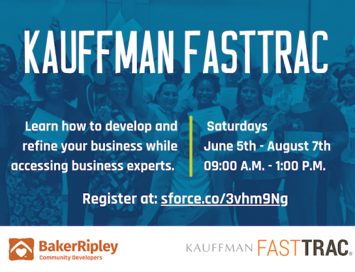 BakerRipley: Kauffman FasTtrac application enrollment is open