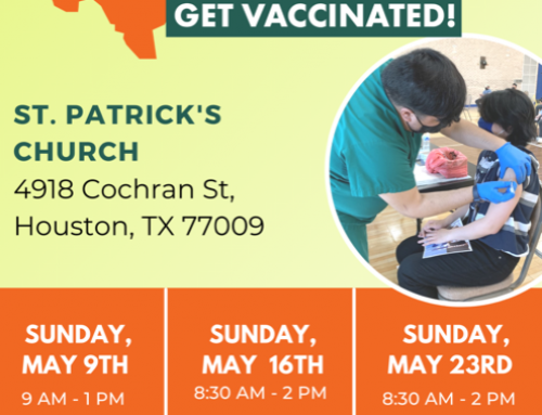 New Vaccination Site