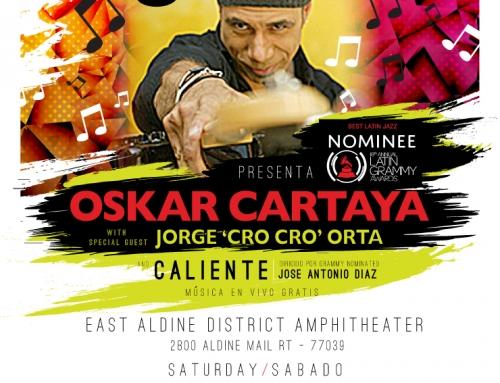 Gratis Latin Jazz Concert Series, July 31